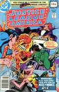 Justice League of America (1960 1st Series) UK Edition 163UK