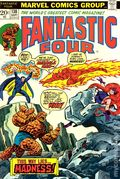 Fantastic Four (1961 1st Series) Mark Jewelers 138MJ