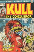 Kull the Conqueror (1971 1st Series) National Diamond 6NDS