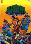 Argon the Savage GN (1991 Fleetway/Quality) 2-1ST