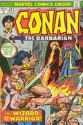 Conan the Barbarian (1970 Marvel) Mark Jewelers 29MJ