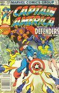 Captain America (1968 1st Series) Mark Jewelers 268MJ