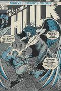 Incredible Hulk (1962-1999 1st Series) 168MISPRINT
