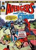 Avengers (1973-1976 Marvel UK) 130