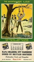 Mountain Boys Mini Calenders (1947) 4703