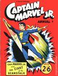Captain Marvel Junior Annual (1953 UK) 1