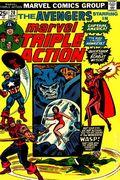 Marvel Triple Action (1972) Mark Jewelers 20MJ