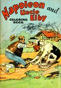 Napoleon and Uncle Elby Coloring Book 1938