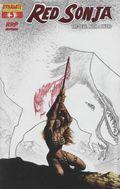 Red Sonja (2005 Dynamite) 5RRP