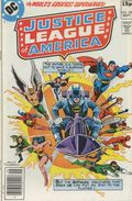 Justice League of America (1960 1st Series) UK Edition 170UK