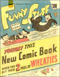 Funny Stuff Wheaties Giveaway (1946) NN