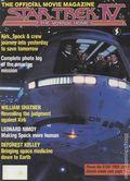 Star Trek IV Official Movie Magazine (1986) 1