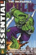 Essential Incredible Hulk TPB (1999- Marvel) 1st Edition 1-REP
