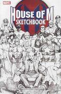 House of M Sketchbook (2005) 1