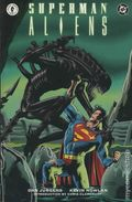 Superman vs. Aliens TPB (1996 DC/Dark Horse) 1-1ST