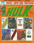 Marvel Super Hero Portfolios (1980 SQP) 1-HULK
