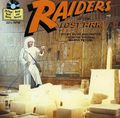 Raiders of the Lost Ark Book and Record (1981) 452N