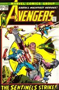 Avengers (1963 1st Series) National Diamond 103NDS