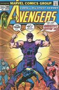 Avengers (1963 1st Series) National Diamond 109NDS