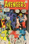 Avengers (1963 1st Series) National Diamond 91NDS