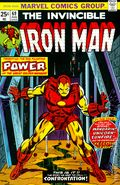 Iron Man (1968 1st Series) Mark Jewelers 69MJ