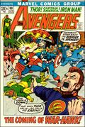 Avengers (1963 1st Series) National Diamond 98NDS