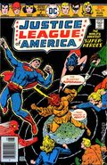 Justice League of America (1960 1st Series) Mark Jewelers 133MJ