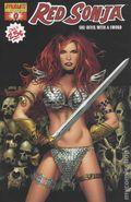 Red Sonja (2005 Dynamite) 0B