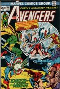 Avengers (1963 1st Series) National Diamond 108NDS