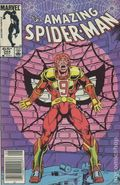 Amazing Spider-Man (1963 1st Series) Mark Jewelers 264MJ