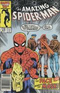 Amazing Spider-Man (1963 1st Series) Mark Jewelers 276MJ