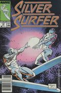 Silver Surfer (1987 2nd Series) Mark Jewelers 14MJ