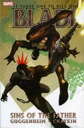 Blade Sins of the Father TPB (2007 Marvel) 1-1ST
