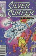 Silver Surfer (1987 2nd Series) Mark Jewelers 19MJ