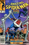 Amazing Spider-Man (1963 1st Series) Mark Jewelers 263MJ