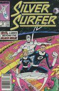 Silver Surfer (1987 2nd Series) Mark Jewelers 15MJ