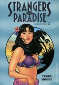 Strangers in Paradise TPB (2004-2007 Pocket Edition) 2-1ST