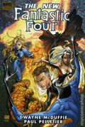 Fantastic Four The New Fantastic Four HC (2007 Marvel) Premiere Edition 1-1ST