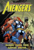 Avengers Assemble HC (2004-2007 Marvel) By Kurt Busiek 5-1ST