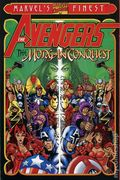 Avengers The Morgan Conquest TPB (2000 Marvel) 1-1ST