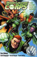 Green Lantern Corps The Dark Side of Green TPB (2007 DC) 1-1ST