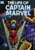 Life of Captain Marvel TPB (1990 Marvel) By Jim Starlin 1-1ST