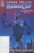 Robocop Stargate SG1 FCBD (2003) 0