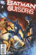 Batman and the Outsiders (2007 2nd Series) 2
