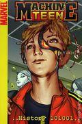 Machine Teen History 101001 TPB (2005 Digest) 1-1ST