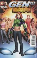 Gen 13 Armageddon (2007) 1
