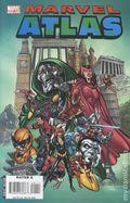 Marvel Atlas (2007) 1