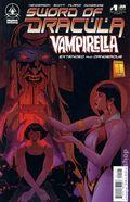 Sword of Dracula Vampirella (2008) 1A
