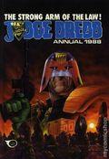 Judge Dredd Annual HC (1981-1990 UK) 1988-1ST