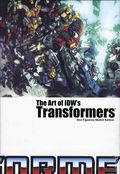 Art of IDW's Transformers HC (2007) 1SK-1ST
